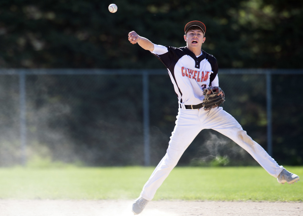 Boys varsity survives shaky innings at Nicollet