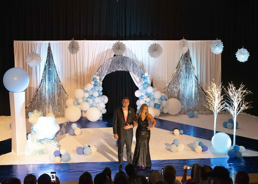 Ziebarth, Mueller fulfill eight-year-old pledge at prom 2021