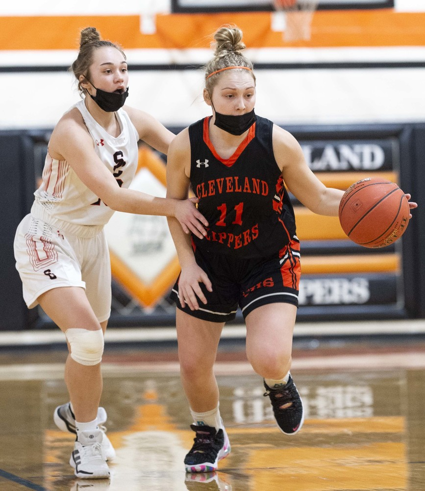 Injuries hurt in varsity girls' loss to St. Clair